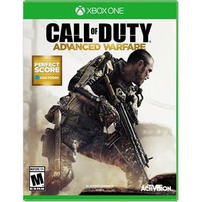 Videojuego Call Of Duty Advanced Warfare Xbox One Activision
