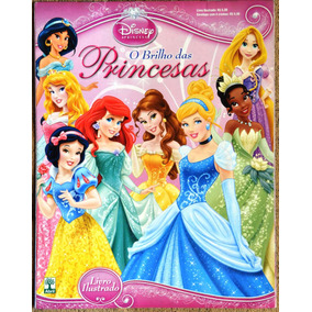 Album O Brilho Das Princesas - Vazio