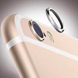 Refacción Cristal Lente Cámara Iphone 6 Y 6s Dorada Original