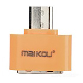 c610b47623b8f 434560 Maikou Mini Usb Male To Female Usb Otg Sob Encomenda