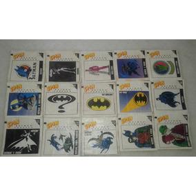 Figurinhas Spin Batman Forever Preço Por 10 Unidades
