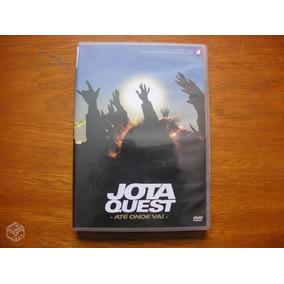 Dvd Jota Quest Ao Vivo - Frete R$ 13,00