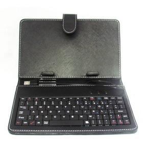 Capa Para Tablet 7 Com Teclado