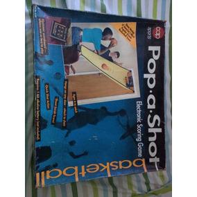 Pop A Shot Juego Basket De Interior