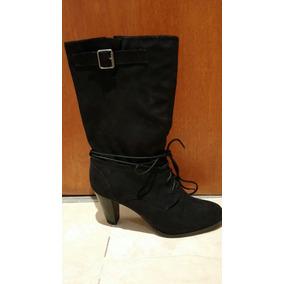 Botas Caña Alta Zara Mujer Botas y Botinetas en Mercado