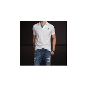 Camiseta Pólo Hollister Classic Fit Men 2016 Original Usa