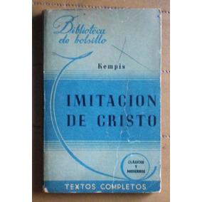 Imitación De Cristo / Kempis