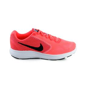 Tenis Nike Revolution 3 - Rosa Con Blanco 819303-602