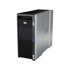 Workstation Hp Z800 2x Xeon X5680 128gb Fx3800