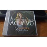 Cd Léa Mendonça - Gospel Collection Ao Vivo