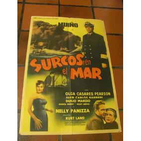 Afiches De Cine Antiguos Con Enrique Muiño