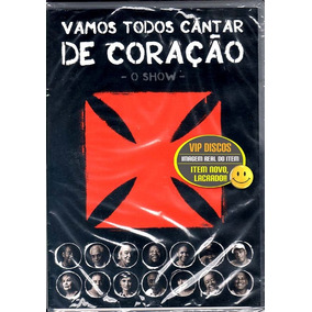 Dvd Vasco Da Gama O Show Com Celso Blues Boys - Lacrado Raro