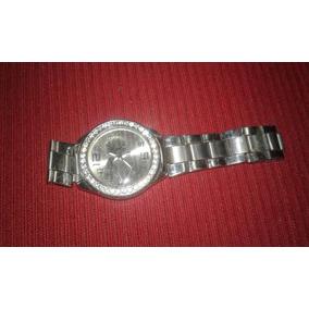 Relógio Puma Com Pulseira Em Aço