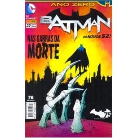 Hq´s Batman Os Novos 52 - Vários Volumes Em Oferta - Panini