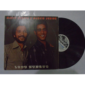 Lp - Mario Sergio E Marcio Junior / Lado Humano / 1981