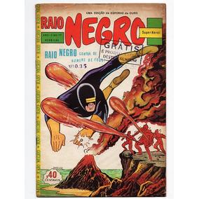 Hq Raio Negro Nº 11 - Grafica Editora Penteado - Anos 60