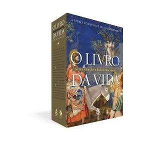 Box O Livro Da Vida 3 Volumes Nova Versão Transformadora