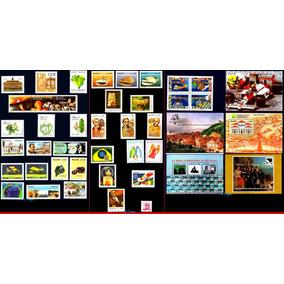 1989 - Ano Completo, 38 Selos E 5 Blocos, Novos Mnh