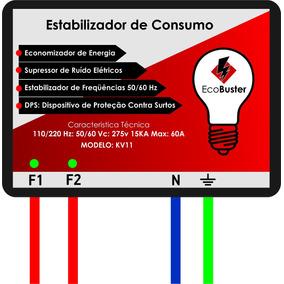 Economia Ate 35% De Energia / Dps