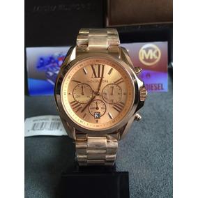 28742298a2df0 Relógio Michael Kors Mk5503 Dourado Lindo À Pronta Entrega ...