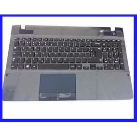 Teclado Notebook Samsung Np270e5g-kd1br/xd1br Azul Escuro