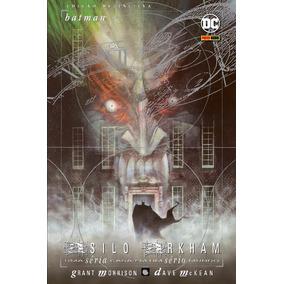 Hq Batman - Asilo Arkham - Dc Comics - Lacrado