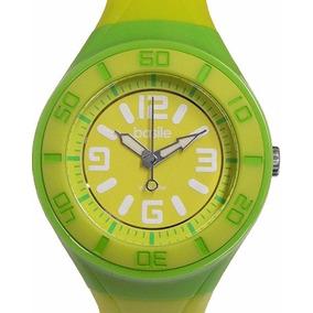 Reloj Analogo Haste Aq09490fff06 Fashion Green