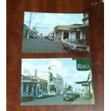 Cartão Postais Guariba Anos 80 Lote De 2