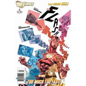 Dc The Flash - The New 52 - Volume 4