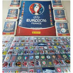 Álbum Completo Euro 2016 - 680 Figurinhas Para Colar
