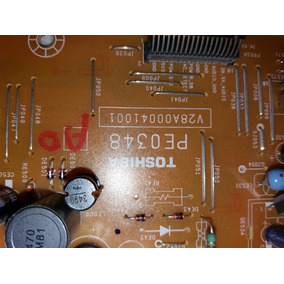 Placa Reguladora Tv Toshiba 52hl157(v28a00041001)