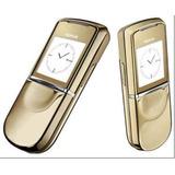 Nokia 8800 Sirocco Edicion Dorada Telefono Celular Gsm