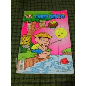 Chico Bento N. 440 - Editora Globo - Manuseado