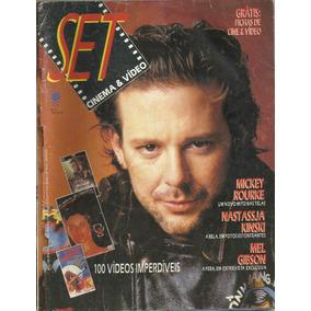 Revista Set N:1 Ano:1 Mickey Rourke