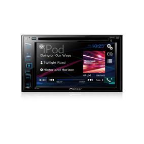 Dvd Automotivo Pioneer Avh-298bt Novo Bluetooth Usb