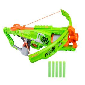 Nerf Zumbie Strike Outbreaker Bow Original Com Nota Fiscal