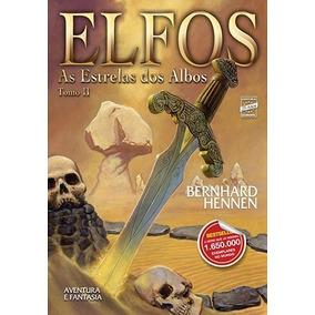 Livro Elfos Tomo 2 Estrelas Dos Albos Frete 14,00