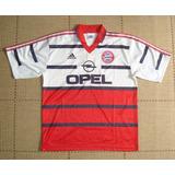Camisa Bayern De Munique 1998 no Mercado Livre Brasil f9d1332514c6f