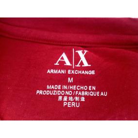 c4b43da575a Playeras Armani en Sinaloa en Mercado Libre México