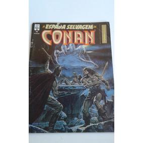A Espada Selvagem De Conan Nº 70 Bom Estado
