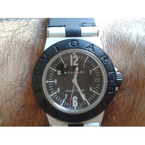 ef4a231fe78 Relógio Bvlgari Titanium Aluminium D24884 - Relógios De Pulso no ...