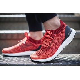 Zapatilla Adidas Energy Boost NegroNaranja Hombre Deporfan