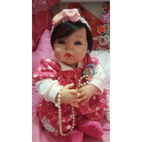 Bebê Reborn Belinha Pronta Entregra Frete Gratis! - Bonecas Reborn ... 9f808092ba2