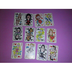 12 Mini Cartas Astros Do Rock -elvis Hendrix Beatles Cards