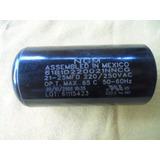 Capacitor - Capacitador Arranque 21-25 Mf 220v