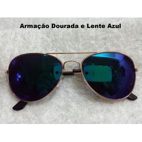 b4437ea1bcfb8 Óculos De Sol Infantil Estilo Aviador Réplica Pronta Entrega ...