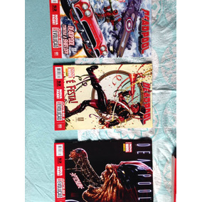 Hq Deadpool Mensal 1 Ao 3