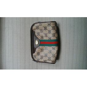 Porta Cosmetico Gucci ( Usada )