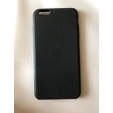 Estuche Iphone 6 Plus Silicon Case Apple