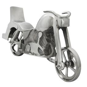Miniatura De Moto Em Alumínio Fast - 256142